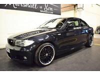 2010 60 BMW 1 SERIES 2.0 120D M SPORT 2D AUTO 175 BHP DIESEL