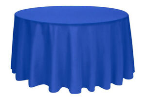 "120"" Round Tablecloth"