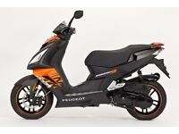 LATE 2015 PEUGEOT SPEEDFIGHT SF3 125....!!!!! ONLY 5000...