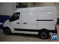 2020 Vauxhall Movano 2.3 Turbo D 135ps H2 Van Medium Roof Van Diesel Manual