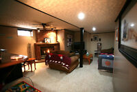 Beautiful 1 bedroom basement suite on the East Side