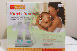 Ameda Double Purely Yours Double Electric Breast Pump