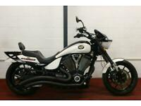 VICTORY HAMMER S 1731 ** 12 Months MOT - Dark Screen - Warranty **
