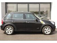 2014 MINI Countryman 1.6 Cooper D (Chili pack) ALL4 5dr
