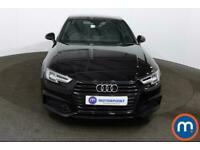 2017 Audi A4 1.4T FSI Black Edition 4dr S Tronic Auto Saloon Petrol Automatic