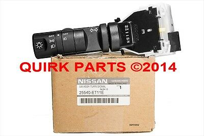 2007-2013 Nissan Xterra + MORE Multi Function Steering Column Switch OE NEW