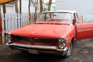 1963 Pontiac Autre Berline