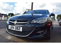 BAD CREDIT CAR FINANCE AVAILABLE 2014 14 VAUXHALL ASTRA 1.6i SRi AUTOMATIC