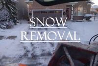 Commercial/Residential Snow Removal/Plowing!