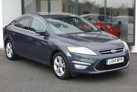 2014 Ford Mondeo 1.6 TDCi ECO Titanium X Business 5dr (start/stop)