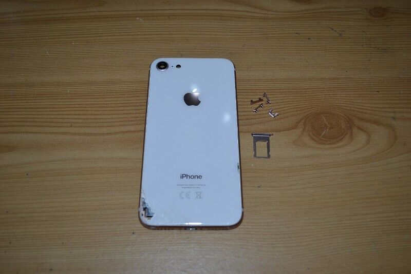 Apple iPhone 8 Housing Metal Frame, Chassis Cover