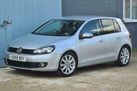 image for 2010 Volkswagen Golf 2.0 TDi 140 GT 5dr * 2 OWNER FROM NEW* 2 KEYS,DRIVES PERFEC