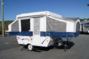 2009 Forest River Real Lite 801 Pop-Up Camper