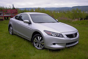 2008 Honda Accord Coupe w/NAVI (2 door)