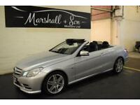 2011 61 MERCEDES-BENZ E CLASS 2.1 E220 CDI BLUEEFFICIENCY SPORT ED125 2D AUTO 17