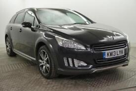 2013 Peugeot 508 RXH HYBRID4 DIESEL/ELECTRIC grey Automatic