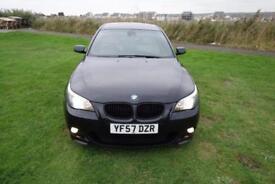 2007 BMW 5 Series 3.0 535d M Sport 4dr
