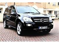 7 Seater -- MERCEDES GL Class GL420 CDi 4.0 Automatic - Top Spec+ Great Features
