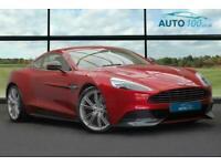 2012 Aston Martin Vanquish 5.9 V12 2dr