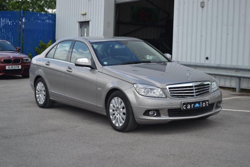 2008 mercedes benz c class 2 1 c200 cdi elegance 4dr in spondon derbyshire gumtree. Black Bedroom Furniture Sets. Home Design Ideas