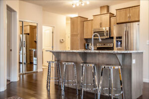 Beautiful 1,160 ft² Condo in Rutherford, Edmonton (Southwest)
