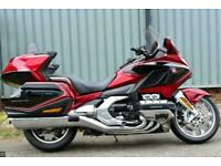 HONDA GL1800 GOLDWING DCT TOUR - THE ULTIMATE TWO WHEELED TOURER