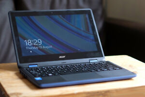 ACER ASPIRE R11 LAPTOP - TABLET $150.