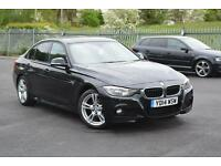 2014 BMW 3 Series 2.0 320d M Sport 4dr (start/stop)