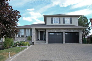 Custom built home in highly desirable hospital location