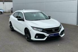 image for Honda Civic 5dr 1.0t Vtec Sport Line Hatchback Petrol Manual