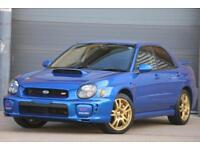 Subaru Sti Fresh Import Sought After Bugeye (factory forged engine model)