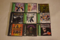 Playstation 1 Games - Cheap - Buy 2 Games and save 5$