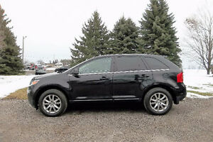 2011 Ford Edge LTD Crossover- ONE OWNER SINCE NEW!!  $16 950