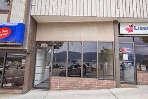 Salmon Arm - 947sqft High Visibility Storefront Retail Space