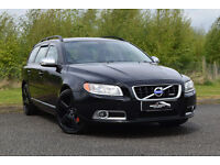 Volvo V70 2.4 D5 ( 205ps ) Geartronic 2010MY R Design SE Premium