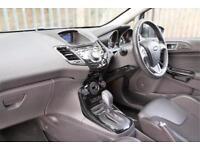2015 Ford Fiesta 1.0 T EcoBoost Titanium X Powershift 5dr Petrol grey Automatic