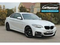 2016 BMW 2 Series 1.5 218I M SPORT 2d 134 BHP Coupe Petrol Manual