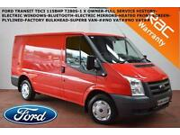 2011 Ford Transit 2.2TDCi Duratorq (115PS) 280S (Low Roof) 280 SWB-NO VAT-F.S.H.