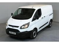 FORD TRANSIT CUSTOM 2.2 290 LR P/V 5D 99 BHP LR SWB FWD POWER WIDOWS, MI