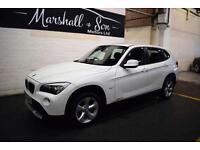 2012 12 BMW X1 2.0 SDRIVE20D EFFICIENTDYNAMICS 5D 161 BHP DIESEL