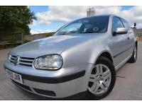 VOLKSWAGEN GOLF MATCH 1.4 3 DOOR*ONE OWNER FROM NEW*DECEMBER MOT*