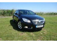 2013 Vauxhall Insignia 2.0 CDTi 16v SRi 5dr