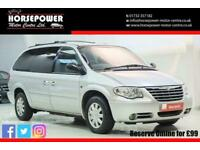 2006 Chrysler Grand Voyager 2.8 CRD Limited 5dr MPV Diesel Automatic