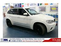 2012 - 62 - BMW X5 XDRIVE M SPORT AUTO 3.0D 4X4 (GUIDE PRICE)