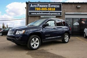 """2012 Jeep Compass 4WD """"CHERRY UNIT"""" WE CAN FINANCE ANYONE!"""