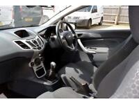 2012 Ford Fiesta 1.6 TDCI Sport Panel Van 3dr Diesel silver Manual