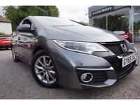 2015 Honda Civic 1.6 i-DTEC SR 5dr Manual Diesel Hatchback