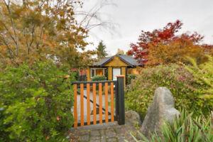 $2100 / 2br - 900ft2 - 2BR/1Ba upper garden level in bungalow w
