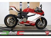 2013 Ducati 1199 Panigale S Tricolore 7,636 Miles