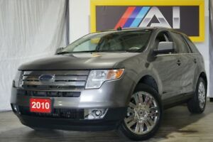 2010 Ford Edge LIMITED NAVIGATION BLUETOOTH PANORAMIC SUNROOF